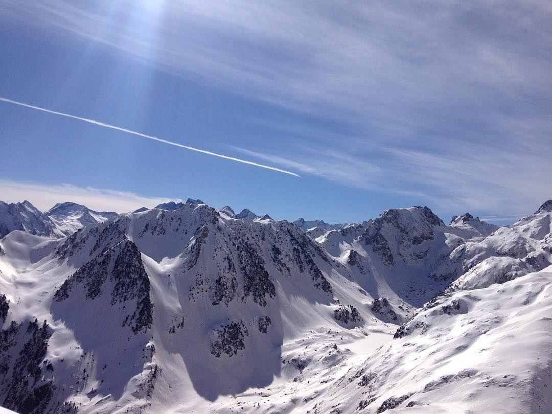 petit paradis #ski #cauterets #paradis by zeilime