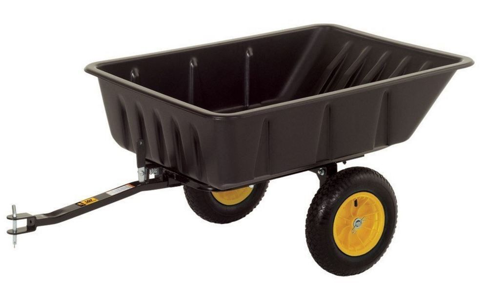 Lawn Carts And Wagons Garden Tractor