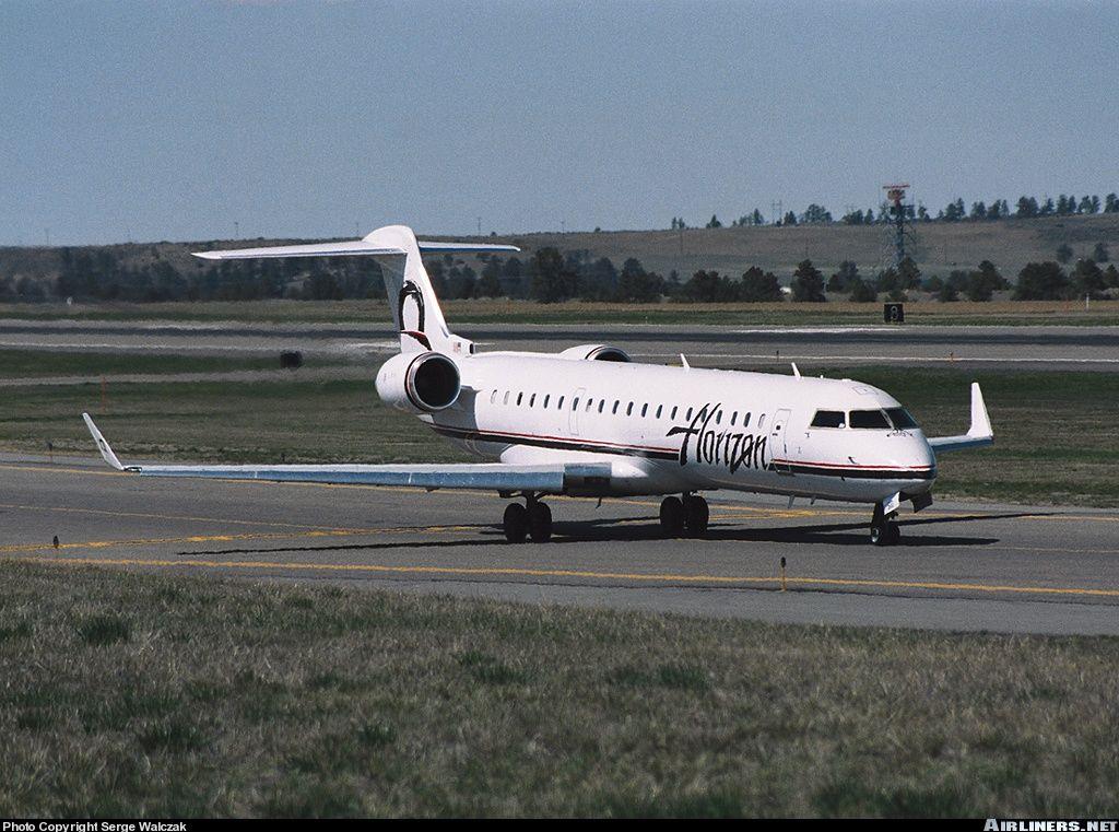 Bombardier CRJ701 (CL6002C10) Horizon Air Aviation