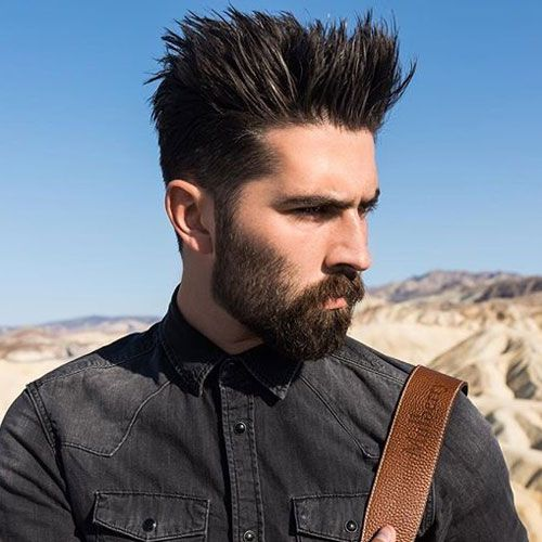 how to style spiky hair spiky hair and haircuts 2018 best hairstyles for 5557