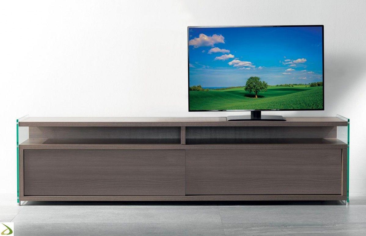 Porta Tv Media | Soggiorni | Mobili tv, Mobili porta tv e ...