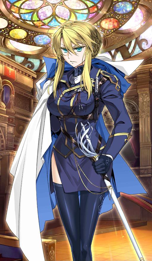 Heroic Spirit Formal Dress: Artoria Pendragon (Lancer)   Fate anime series. Arturia pendragon. Fate zero