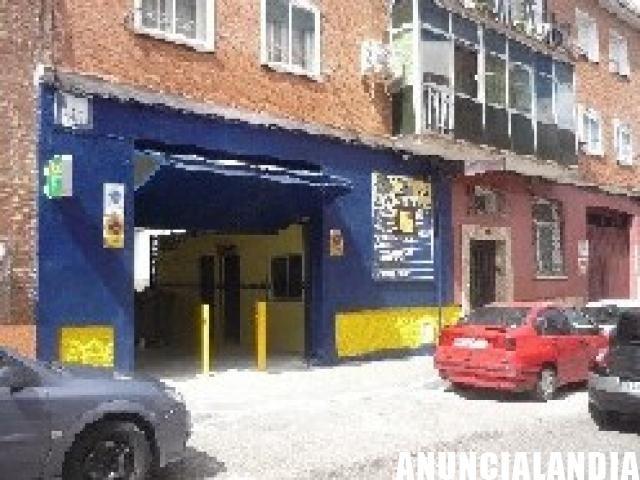 En Usera Alquilo Un Taller Mecanico Madrid Anuncialandia
