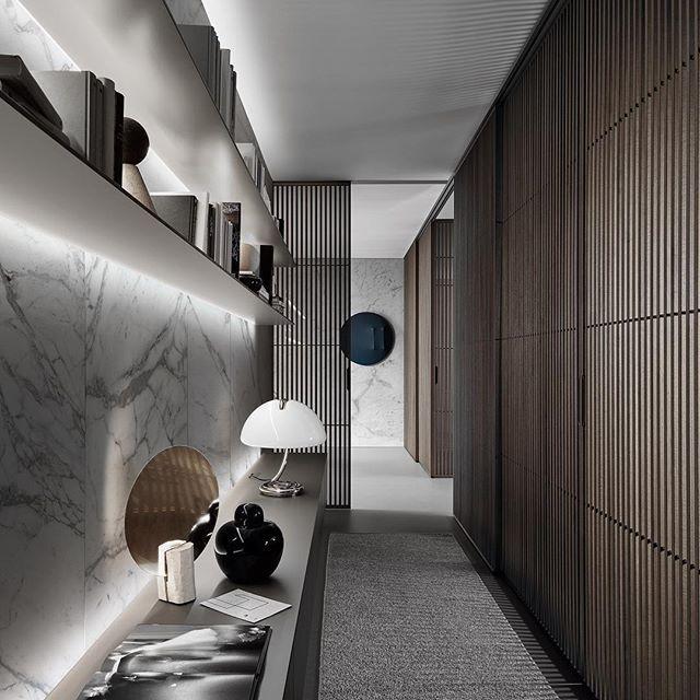 MODERN ENTRYWAY DECOR | super modern decor, contemporary elements ...
