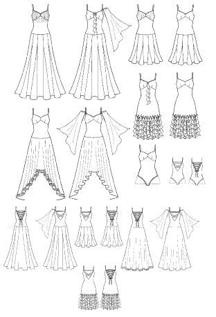 Sewing, Patterns 1/31/2010 · Where can I find sewing patterns for ...