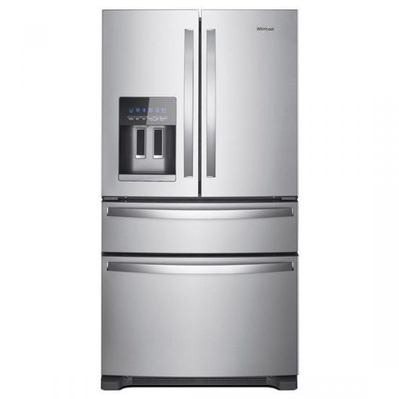 Wrx735sdhz By Whirlpool French Door Refrigerators Goedekers