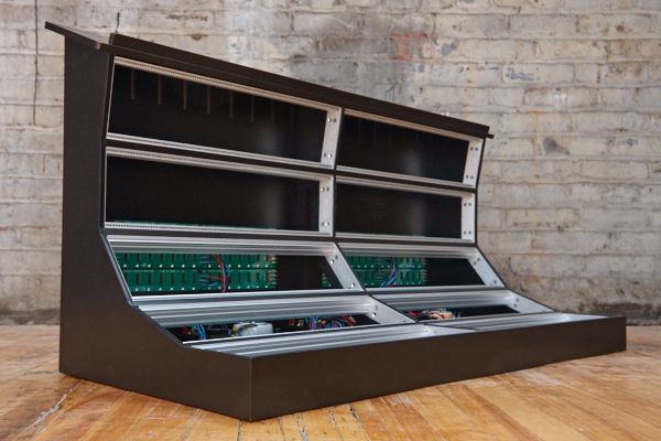 Eurorack Modular 15u Double Wide Case In Black This Prince Of