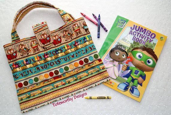 School Themed Coloring Book Organizer Crayola Crayons Art ...