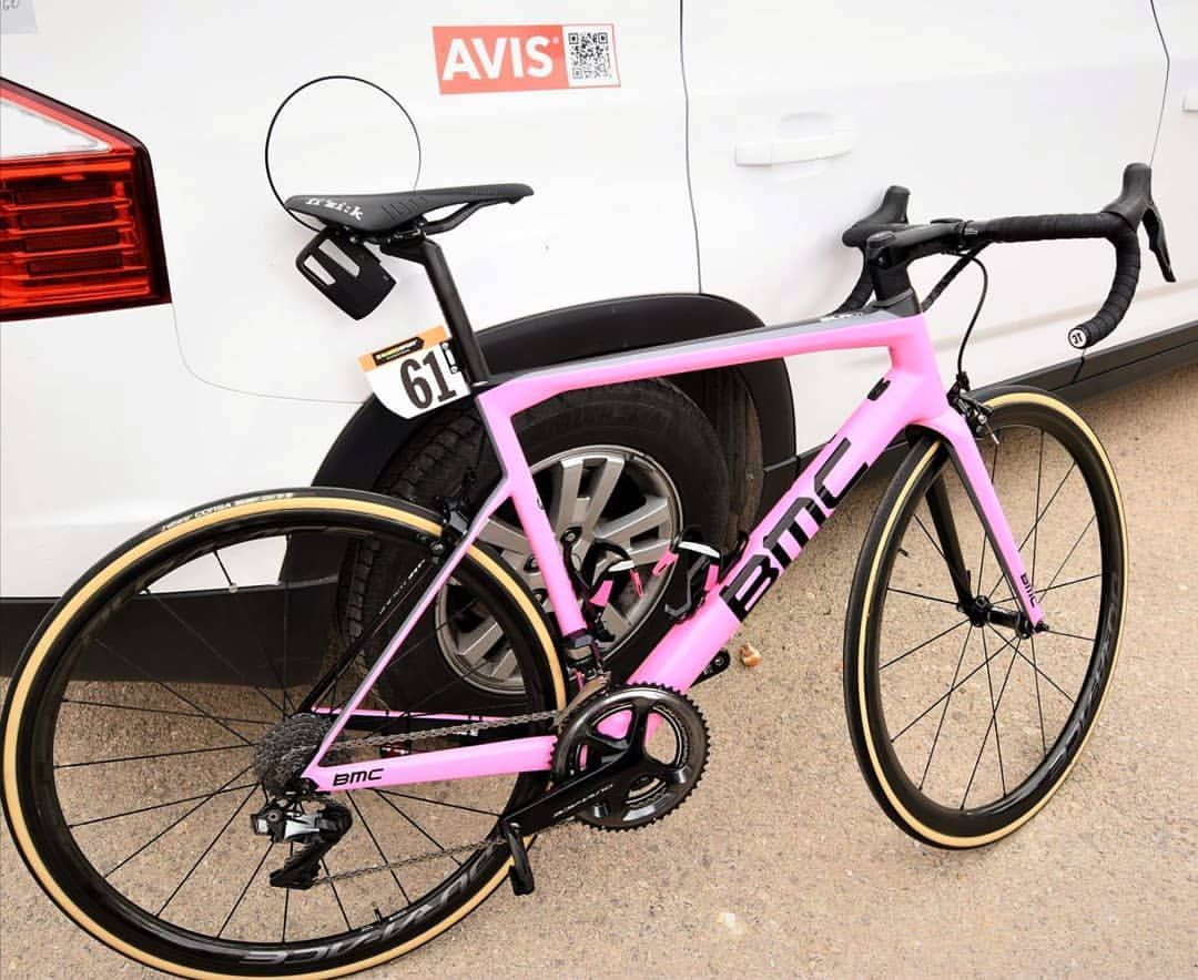 Rohandennis Pink Bmc Teammachine Slr01 By Tchthecyclinghub