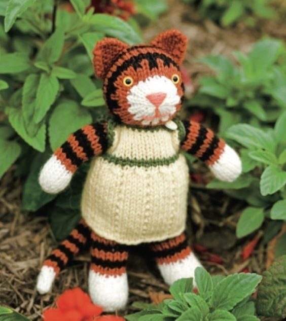 Tiger Lily Knitting Patterns Tigers And Patterns