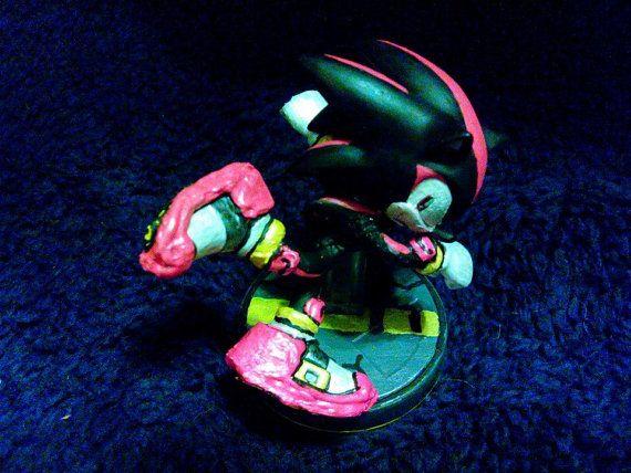 Custom Shadow The Hedgehog Amiibo (Sonic Code) | Amiibo: The Good