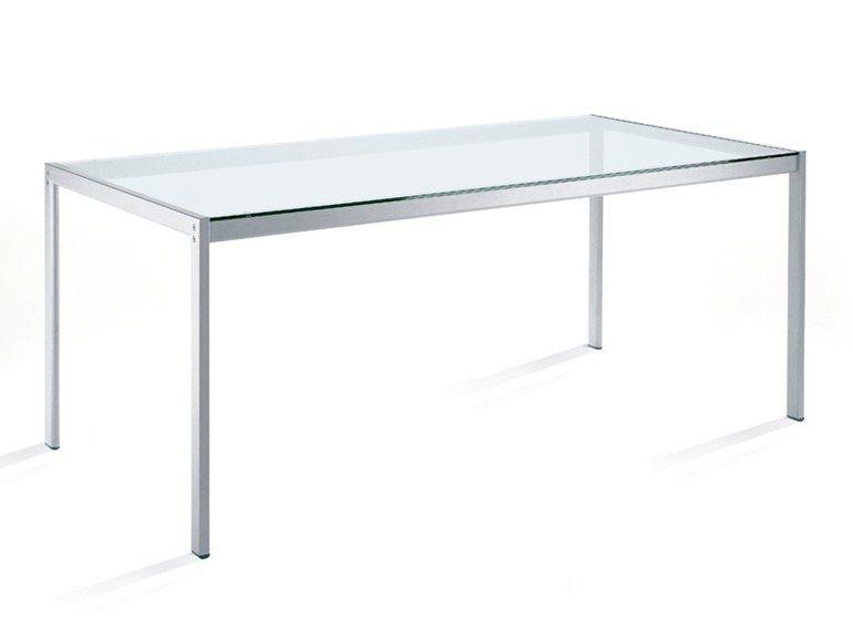 Tavolo da Pranzo Modello Sanmarco Zanotta design Gae Aulenti