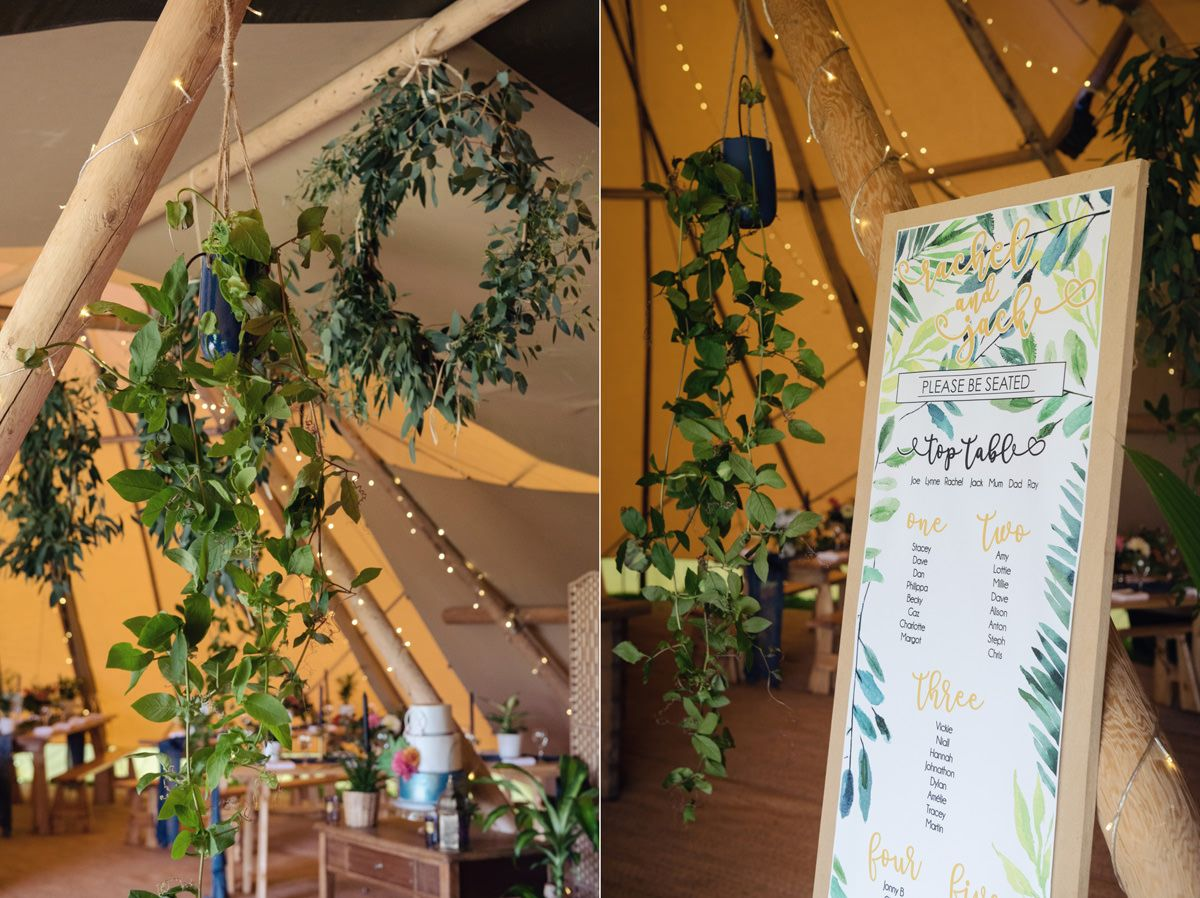 Styled Shoot Pinterest Tipi Table Plans And Themed Weddings