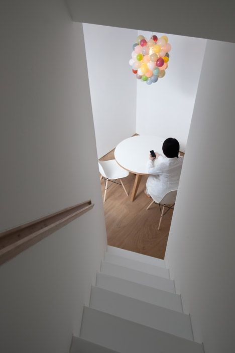 #handrail Dig in the Sky house / Alphaville