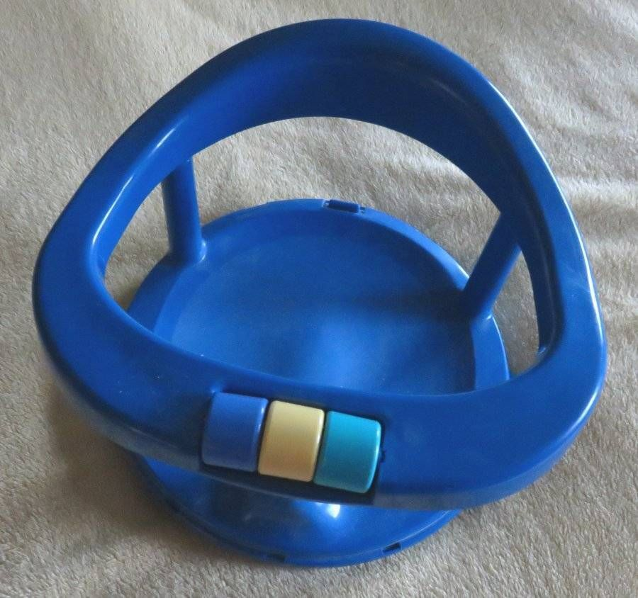 ***SOLD*** Baby Safety First 1st Swivel Locking BATH RING