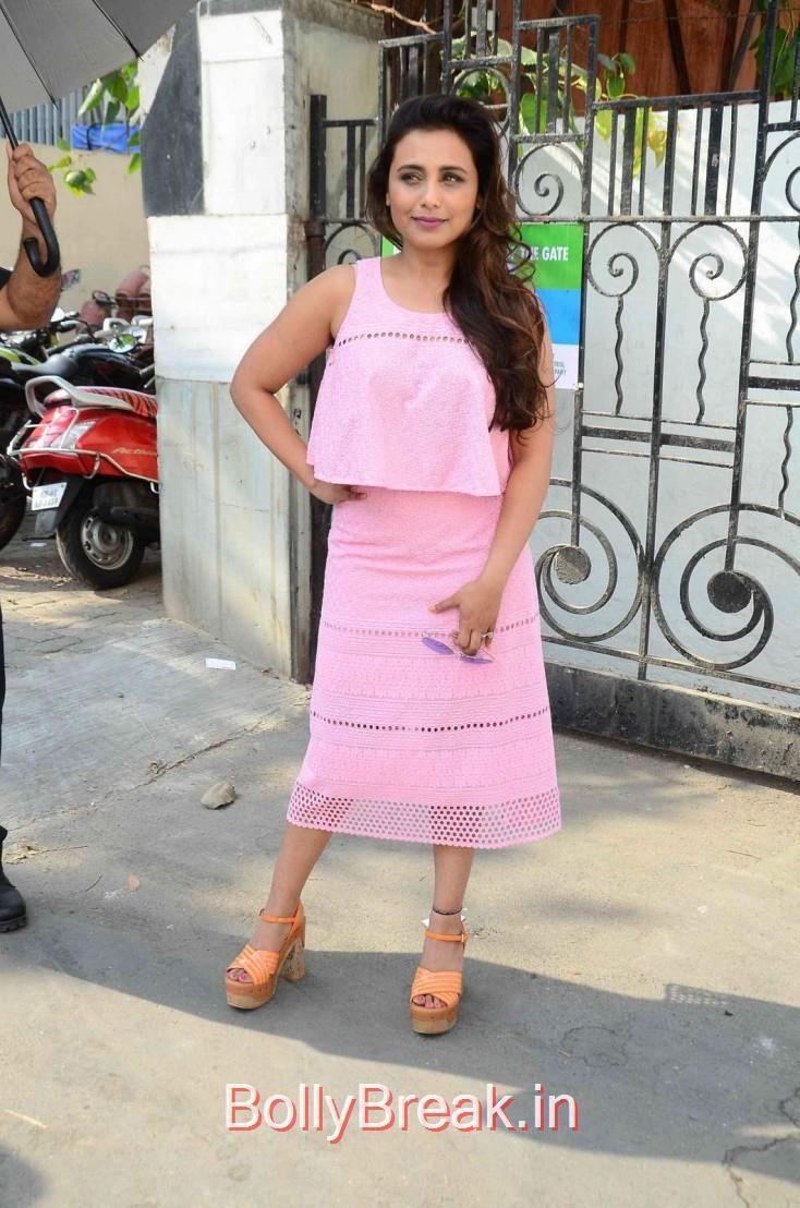Rani Mukherjee Latest Cute Pics | Nice dresses, Cute pictures, Short frocks
