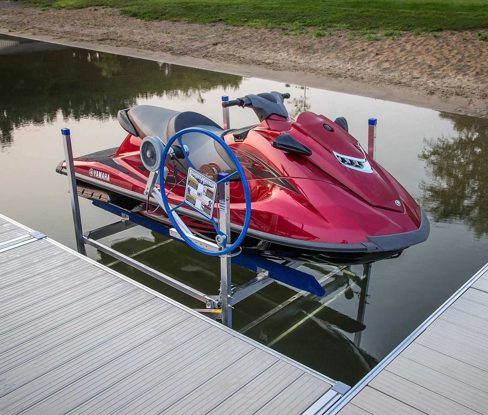 Cantilever Lifts Shoremaster Boat Lift Jet Ski Dock Boat