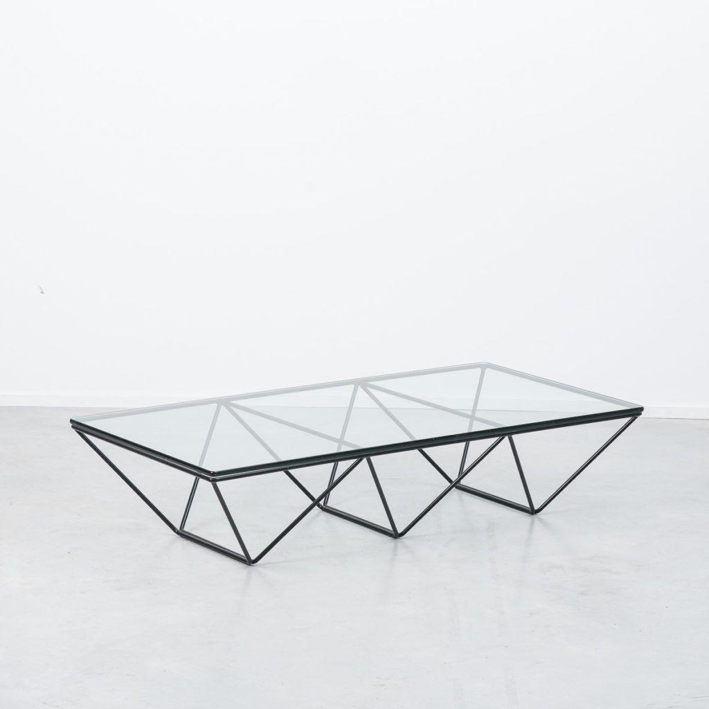 Paolo Piva Alanda Coffee Table Coffee Table Parisian Modern Decor Table [ 1024 x 1024 Pixel ]
