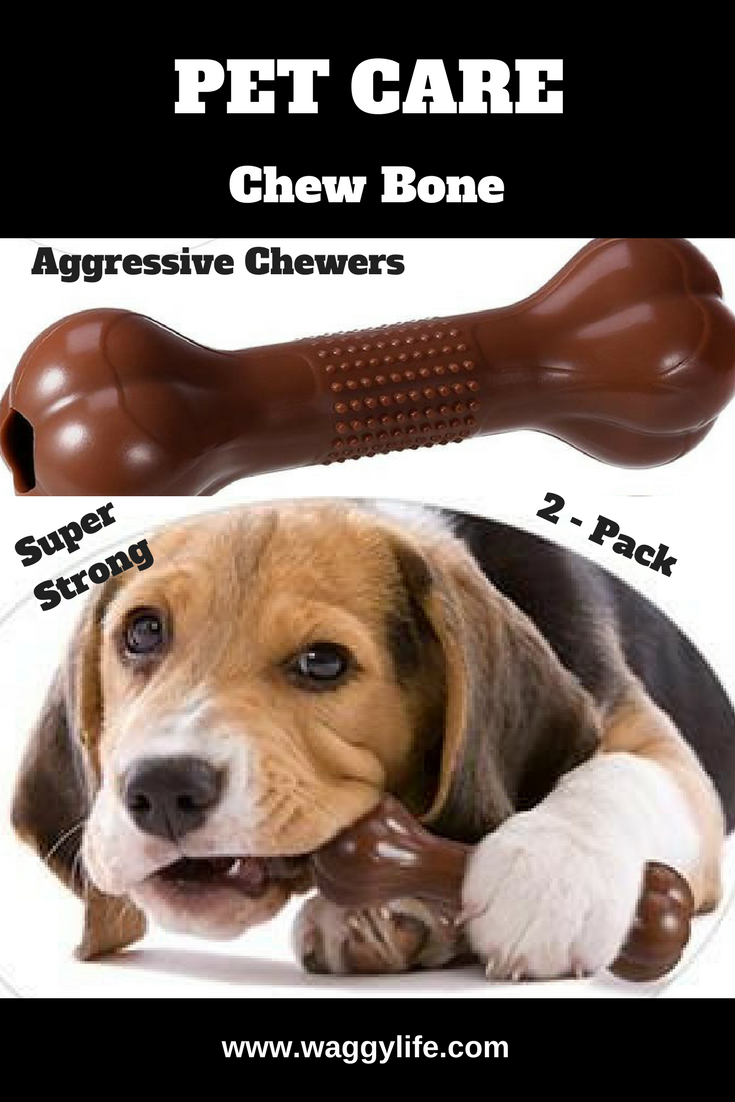 Pet Care Chew Bone. Super strong material. Will withstand