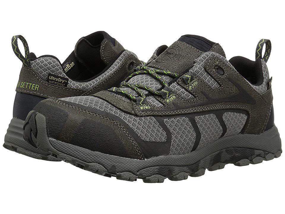 f1220f22b58 Irish Setter Drifter 02807 (Gray/Lime Green) Men's Work Boots. The ...
