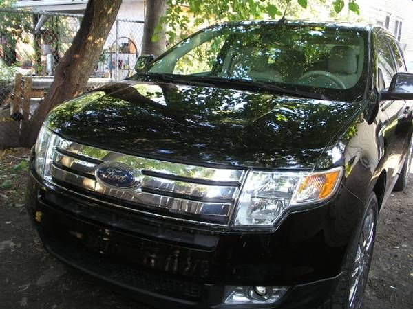 Make Ford Model Edge Year  Body Style Exterior Color Black
