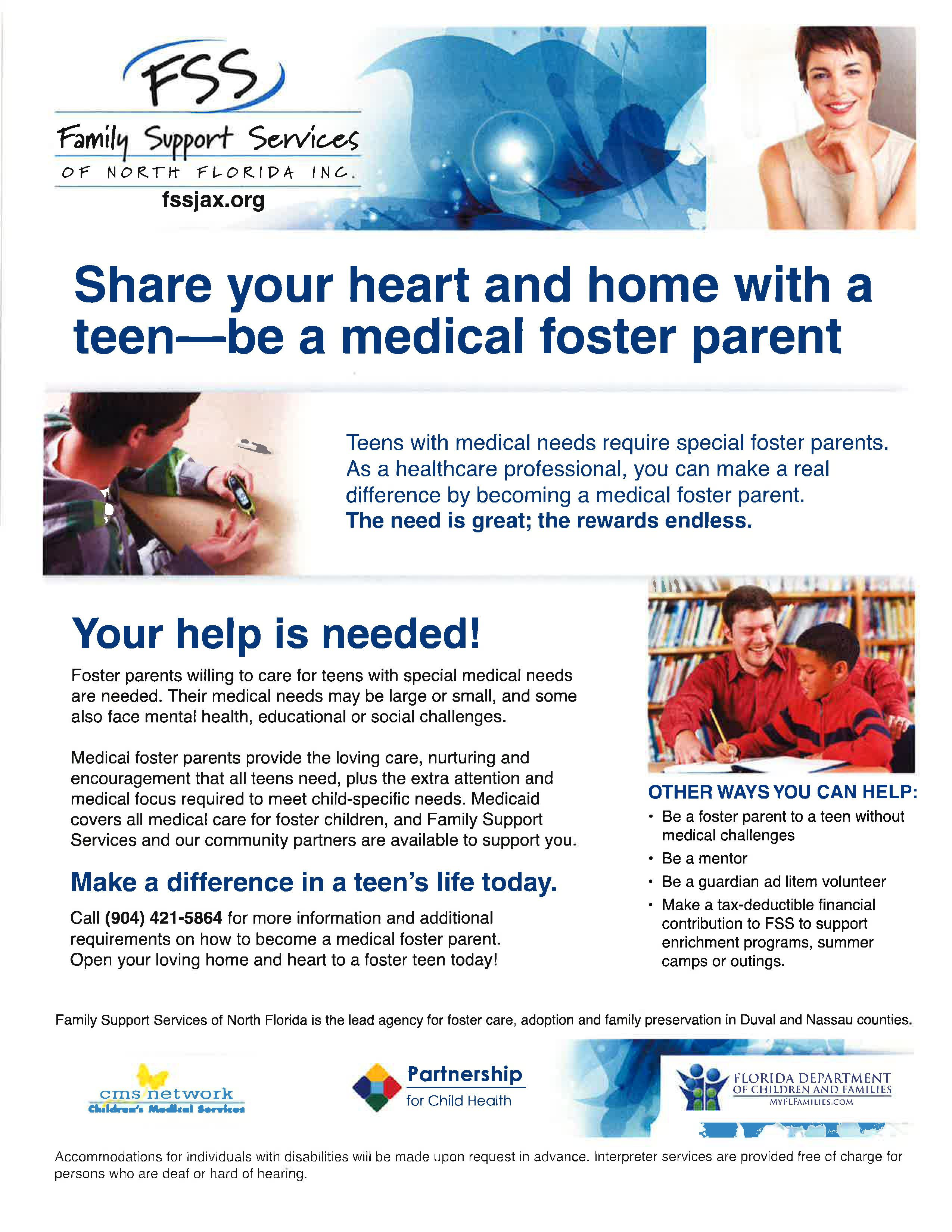 Medical Foster Homes | Foster parenting, Parenting teens ...