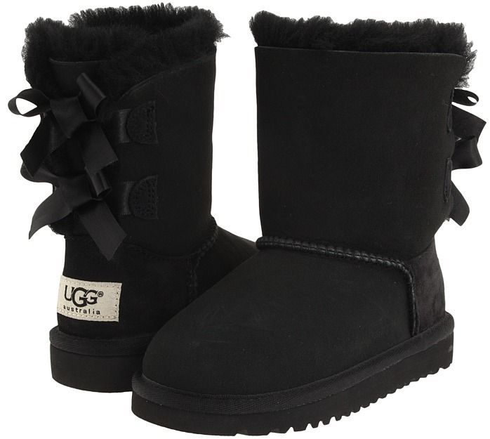 UGG Bailey Bow (Toddler/Little Kid