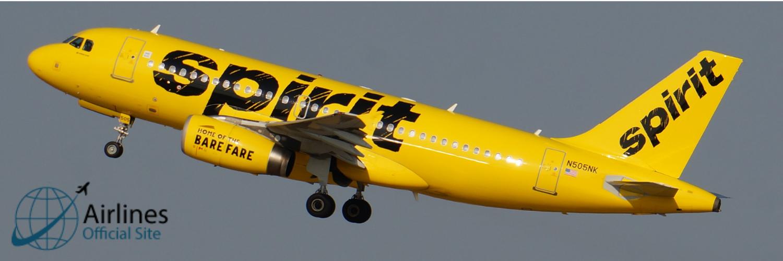 Spirit Airlines Official Site +18556530615 Spirit