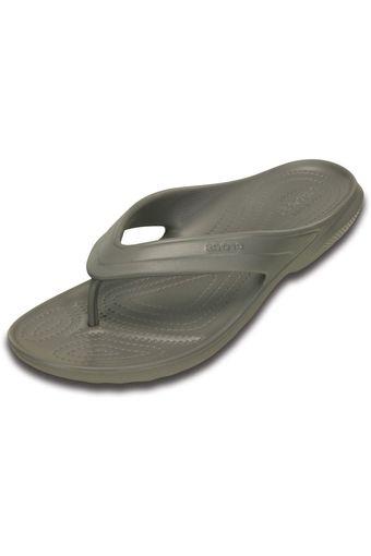 Crocs 202635 Classic Ladies Summer Toe Post Sandals Flip Flops Pink  UK 4