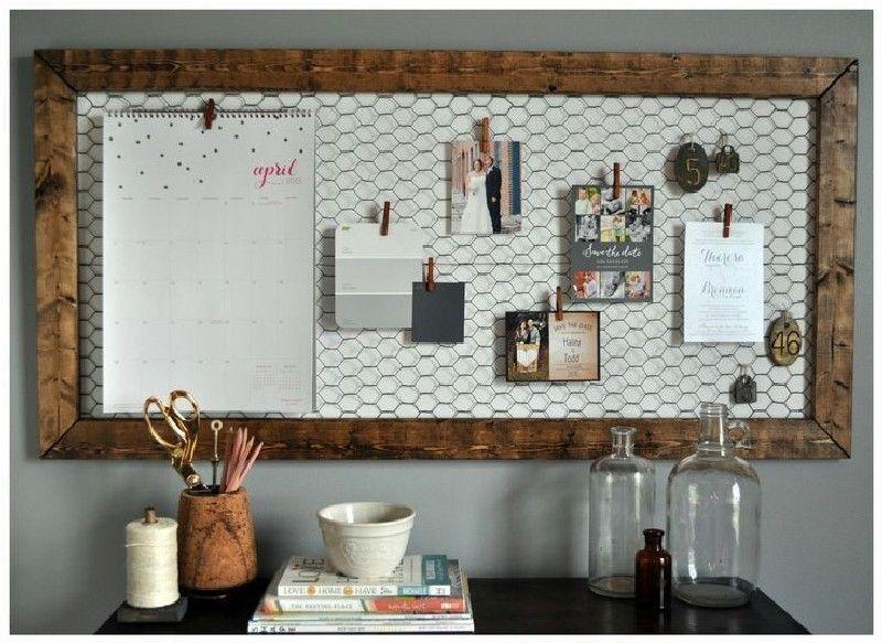 53 Gorgeous Vintage Cozy Farmhouse Office Decor Ideas Design  Https://pistoncars.com