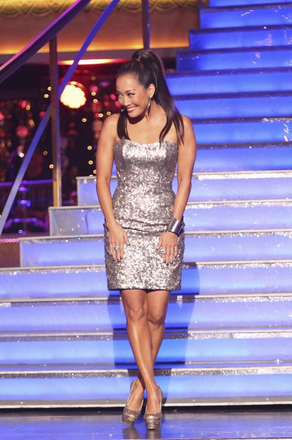 Carrie ann inaba pole question remarkable