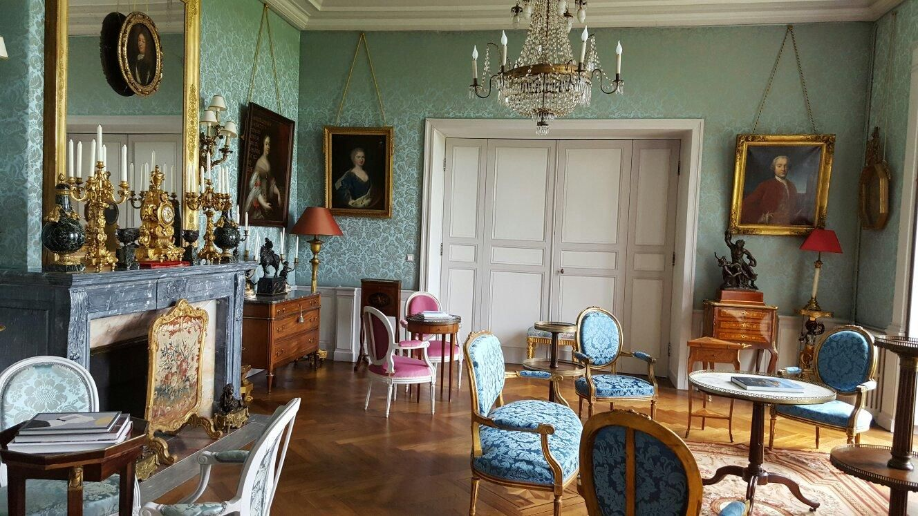 Château De Chantore Bacilly  French Interiors I Love 11 Custom French Word For Dining Room Decorating Design