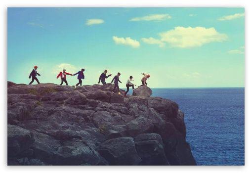 Download BTS Pt 2 HD Wallpaper Bts concept photo, Bts