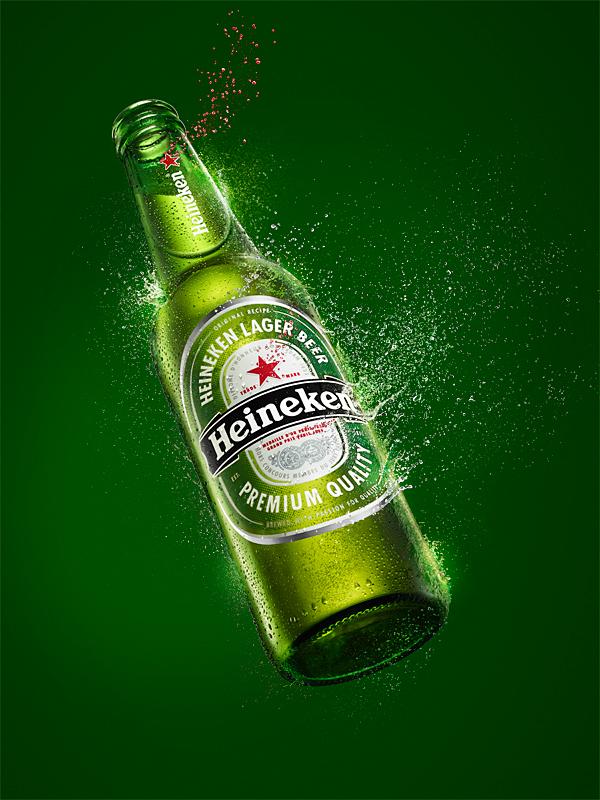 Heineken On Behance Beer Photography Heineken Beer Heineken