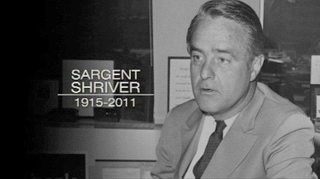 Image result for Sargent Shriver