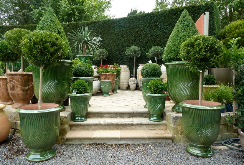 17 Best images about Have Some Decorum Provenal Garden Pots on