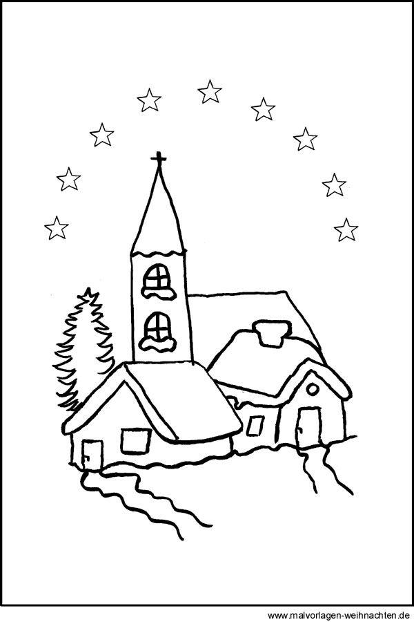malvorlagen weihnachten kostenlos sterne | Ausmalbilder für kinder ...