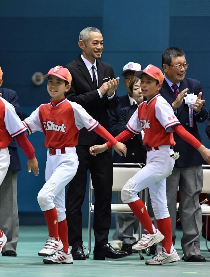 Photo of 指導者イチロー氏「『来て』って言われれば行ける」「いろんな所で」選手からどよめき/デイリースポーツ online