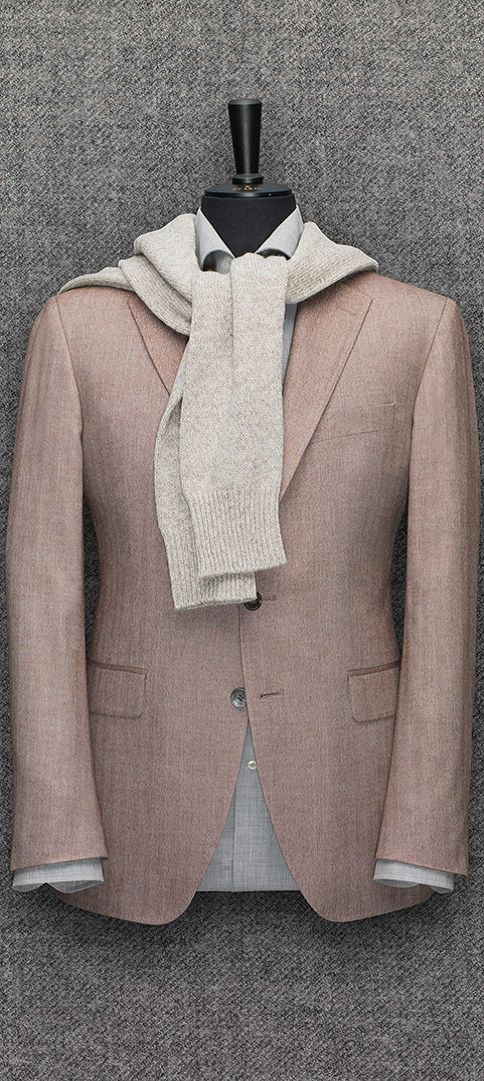 Scabal Tailored More Row St., Scabal Tailored, MenS Fashion, Men ...