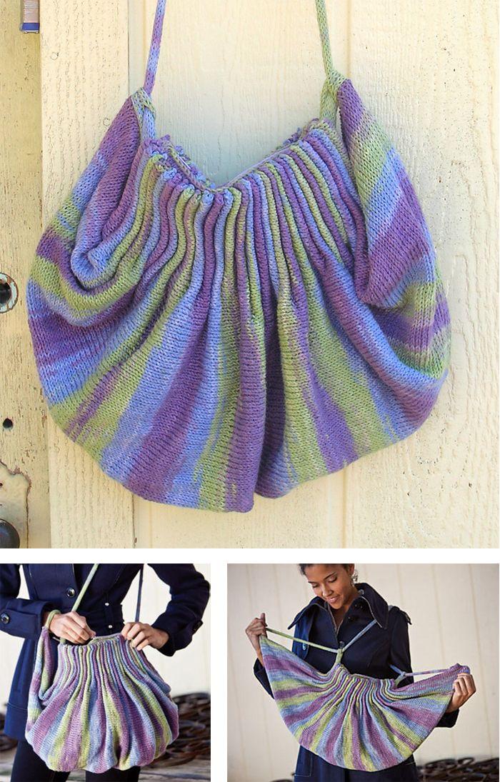 Purse Knitting Patterns | Pinterest | Jellyfish, Knit patterns and Cable