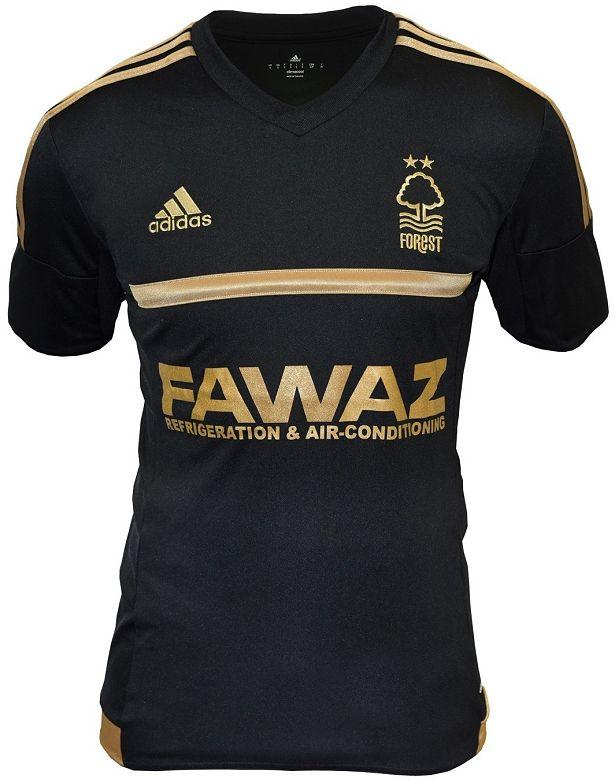 f7867fd649 Adidas lança terceira camisa do Nottingham Forest - Show de Camisas ...