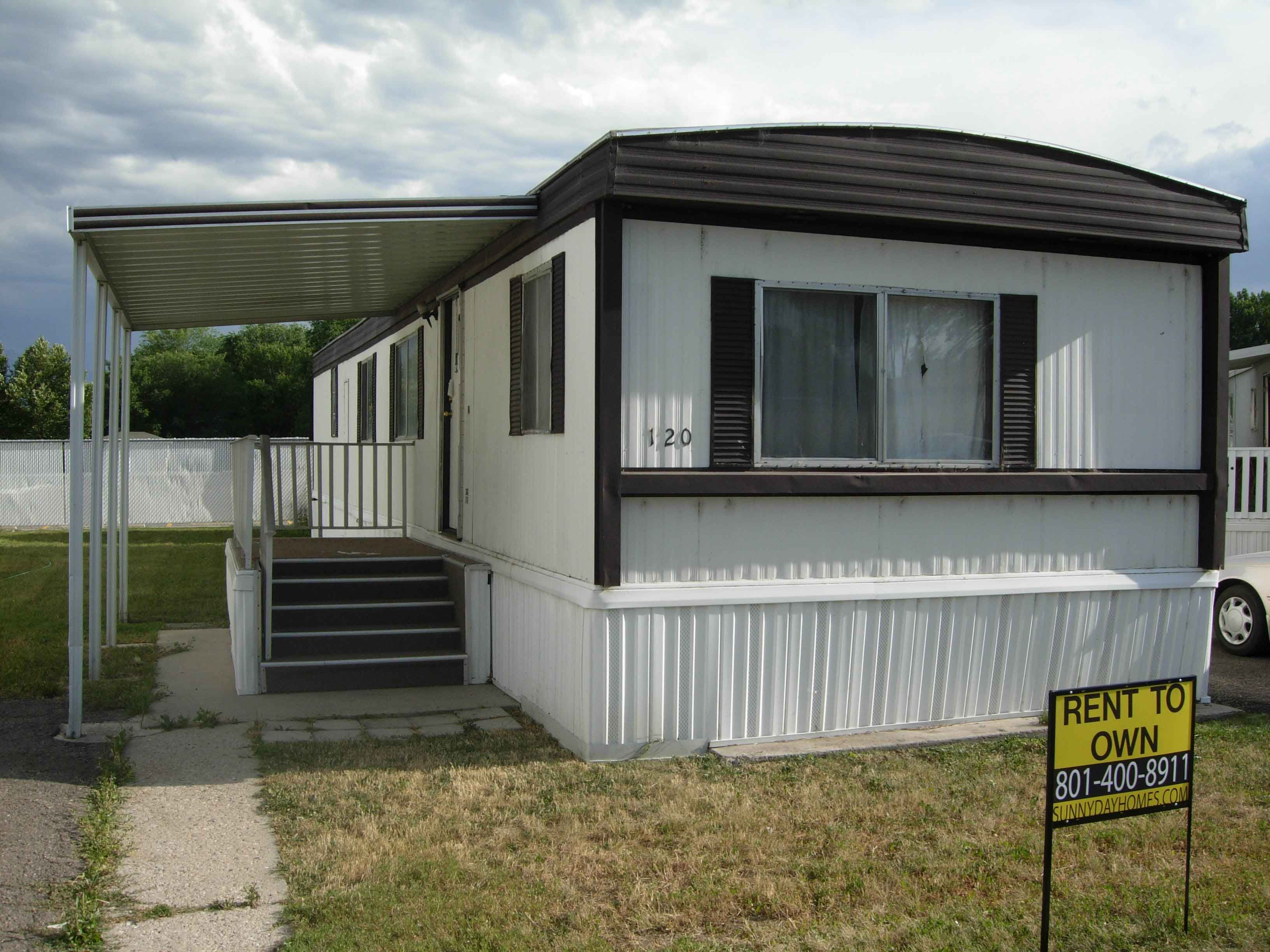 Homes Mobili ~ Single wide mobile homes mobile home investing home ideas
