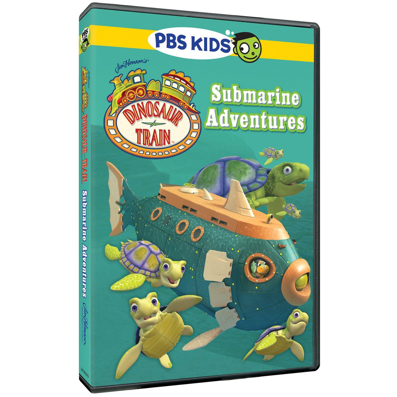 The Official PBS KIDS Shop Dinosaur Train Submarine