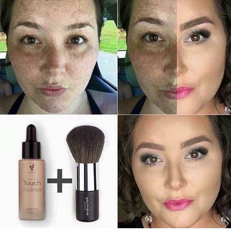 Yes it's real! And yes it can make your skin look flawless too! #foundation #perfection #youneedthis