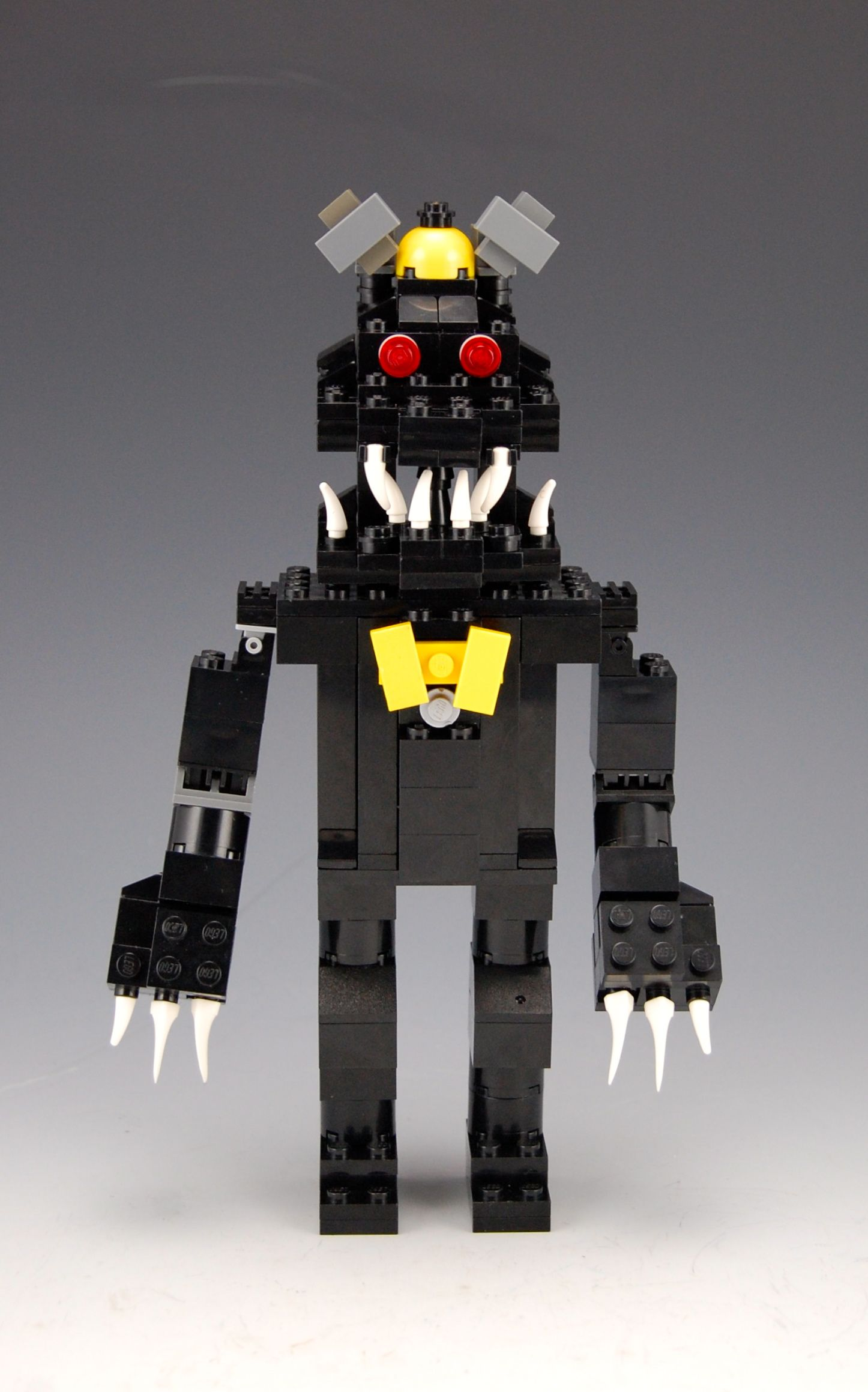 how to make fnaf characters in lego