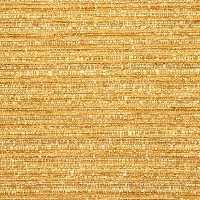 Mustard Yellow Chenille Upholstery Fabric Rimini 1198