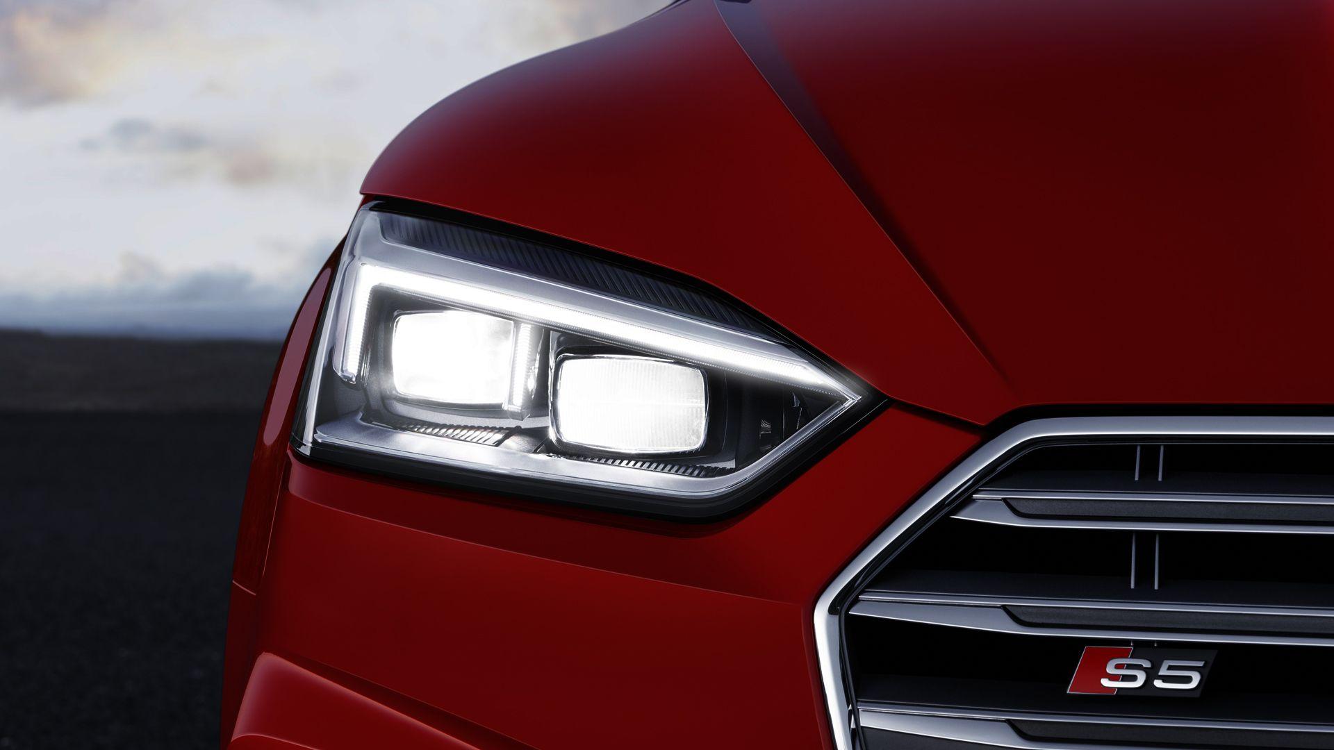 Audi A5 2016 Headlights Audi Autos Led