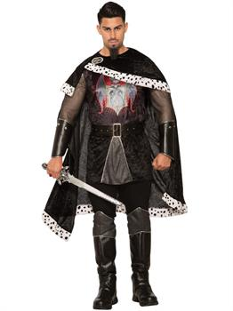 Details about  /MEDIEVAL KNIGHT ADULT RENAISSANCE HALLOWEEN COSTUME SIZE Medium COSPLAY