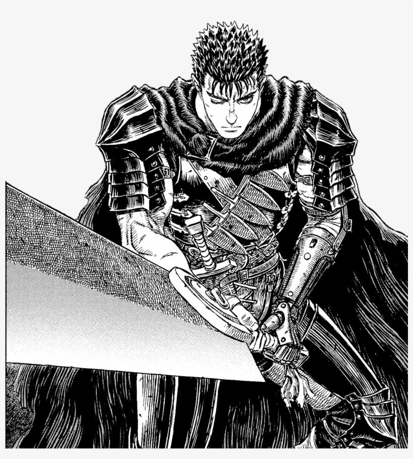 Transparent Guts Guts Berserk Transparent Png Image Transparent Png Free Download On Seekpng Berserk Manga Dark Warrior