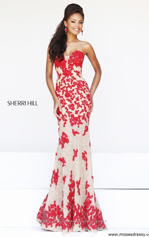 Sherri Hill 11120 by Sherri Hill | clothes | Pinterest | Elegant ...